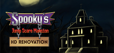 Spooky's Jump Scare Mansion: HD Renovation (Incl. The Doll House) Free Download