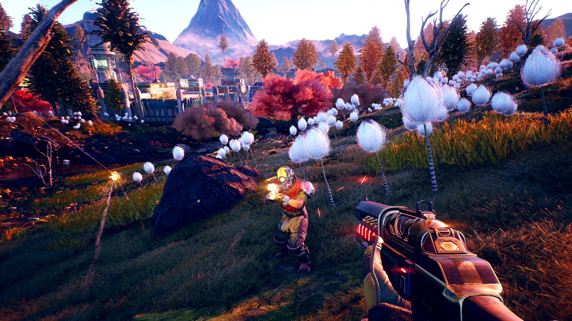 THE OUTER WORLDS FULL CRACK
