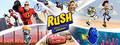 RUSH: A Disney • PIXAR Adventure