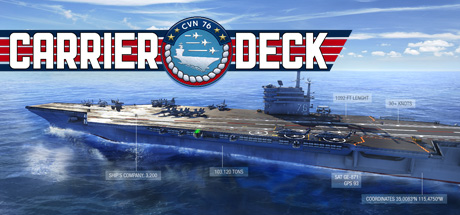 Carrier Deck Cover Image