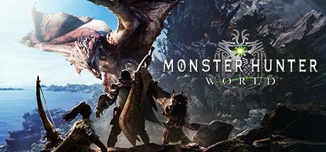Monster Hunter: World Cover Image