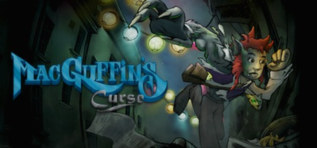 MacGuffin's Curse Cover Image