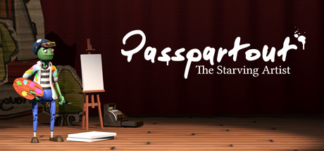 Passpartout: The Starving Artist Cover Image
