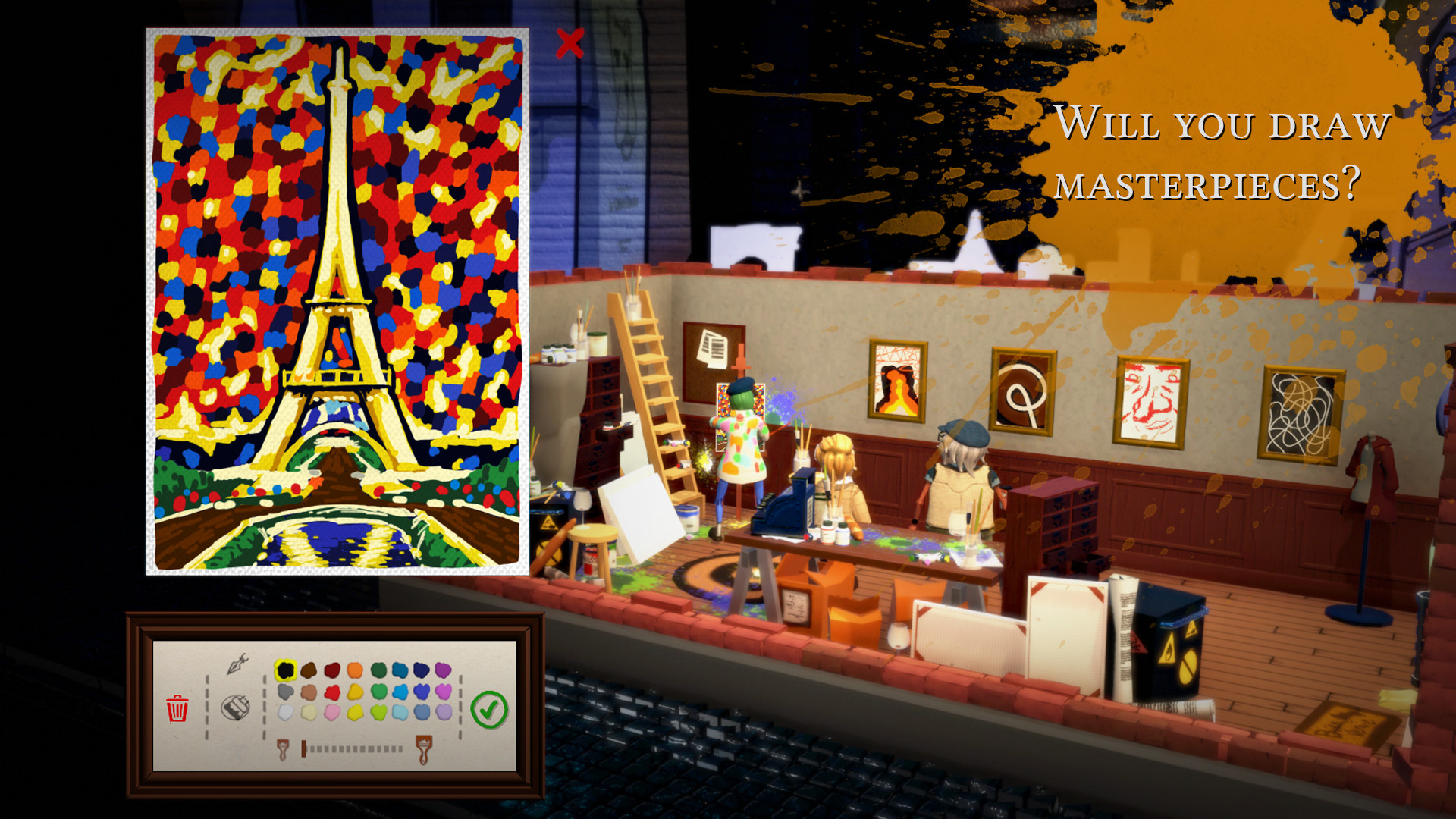 PASSPARTOUT THE STARVING ARTIST V1.7.2 FREE DOWNLOAD