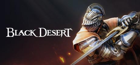 Black Desert Cover Image