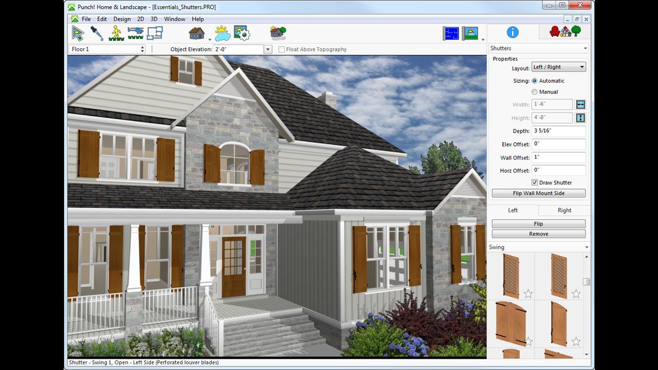 Punch Home Landscape Design Essentials V19 On Steam