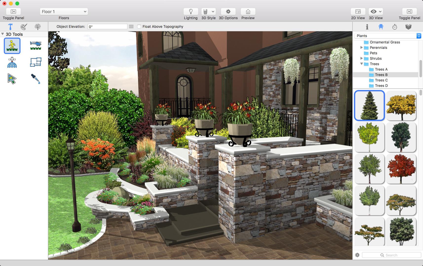 Punch Landscape Design For Mac V19 On Steam