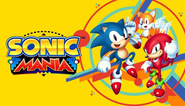 Sonic Mania en Steam