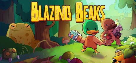 Blazing Beaks Cover Image