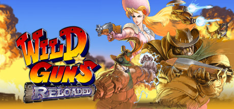Wild Guns Reloaded Cover Image