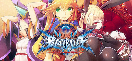 BlazBlue Centralfiction Cover Image