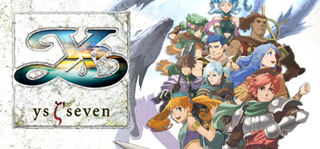 Ys SEVEN Cover Image