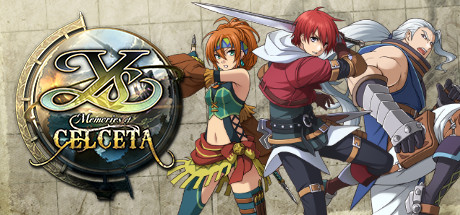 Ys: Memories of Celceta Cover Image