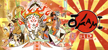 Okami HD Cover Image