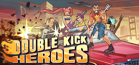 Double Kick Heroes [PT-BR] Capa