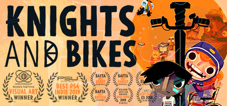 Knights And Bikes Cover Image