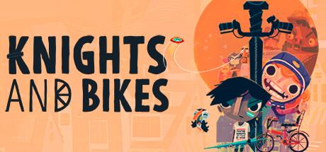 Knights And Bikes Capa