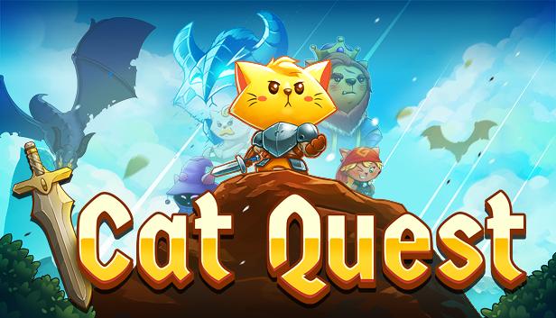 Economize 90% em Cat Quest no Steam