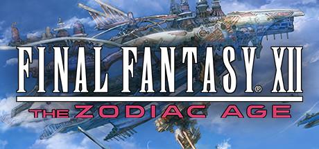 FINAL FANTASY XII THE ZODIAC AGE Cover Image