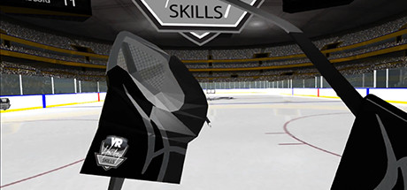 Skills Hockey VR Cover Image