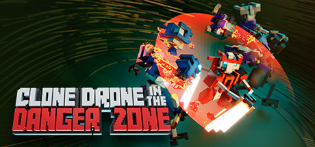 Clone Drone in the Danger Zone Cover Image