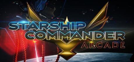 Starship Commander Arcade Capa