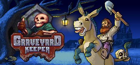 Graveyard Keeper Cover Image