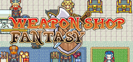 Weapon Shop Fantasy Cover Image