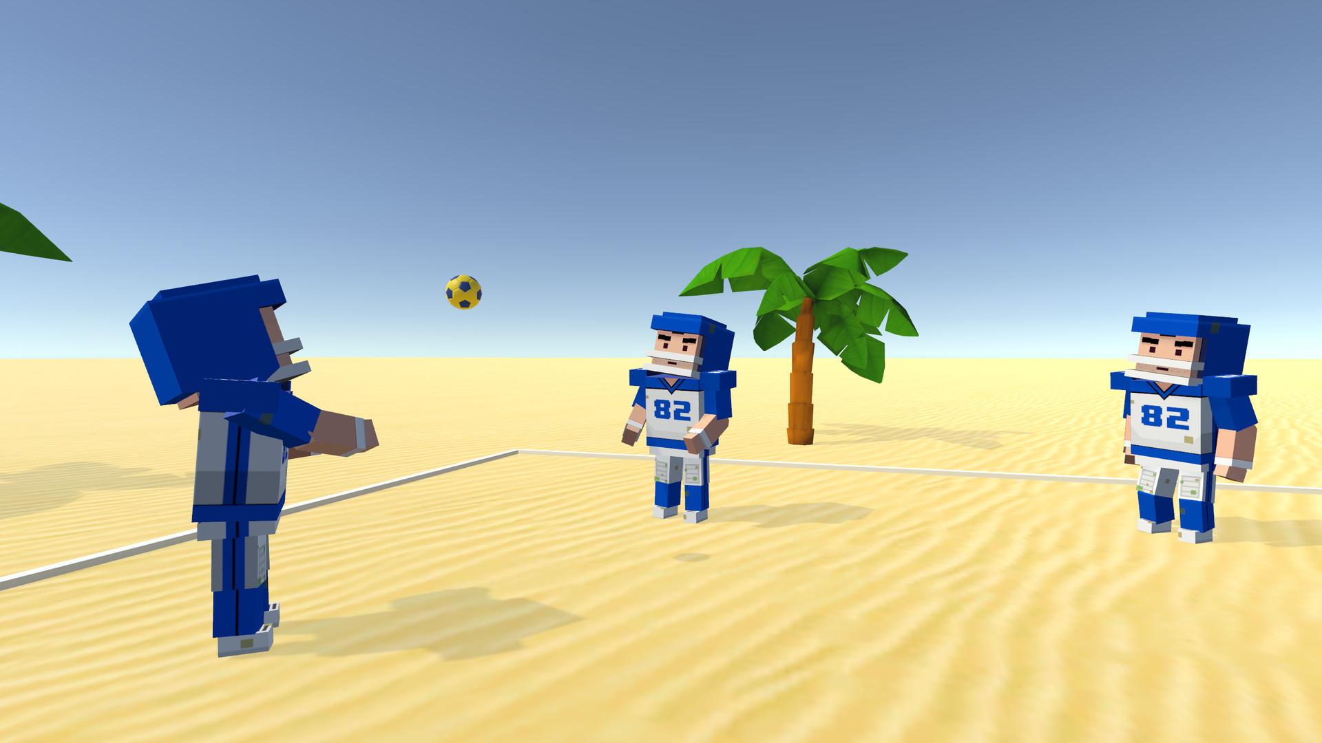 Oculus Quest 游戏《Volleyball Fever》狂热排球插图(2)