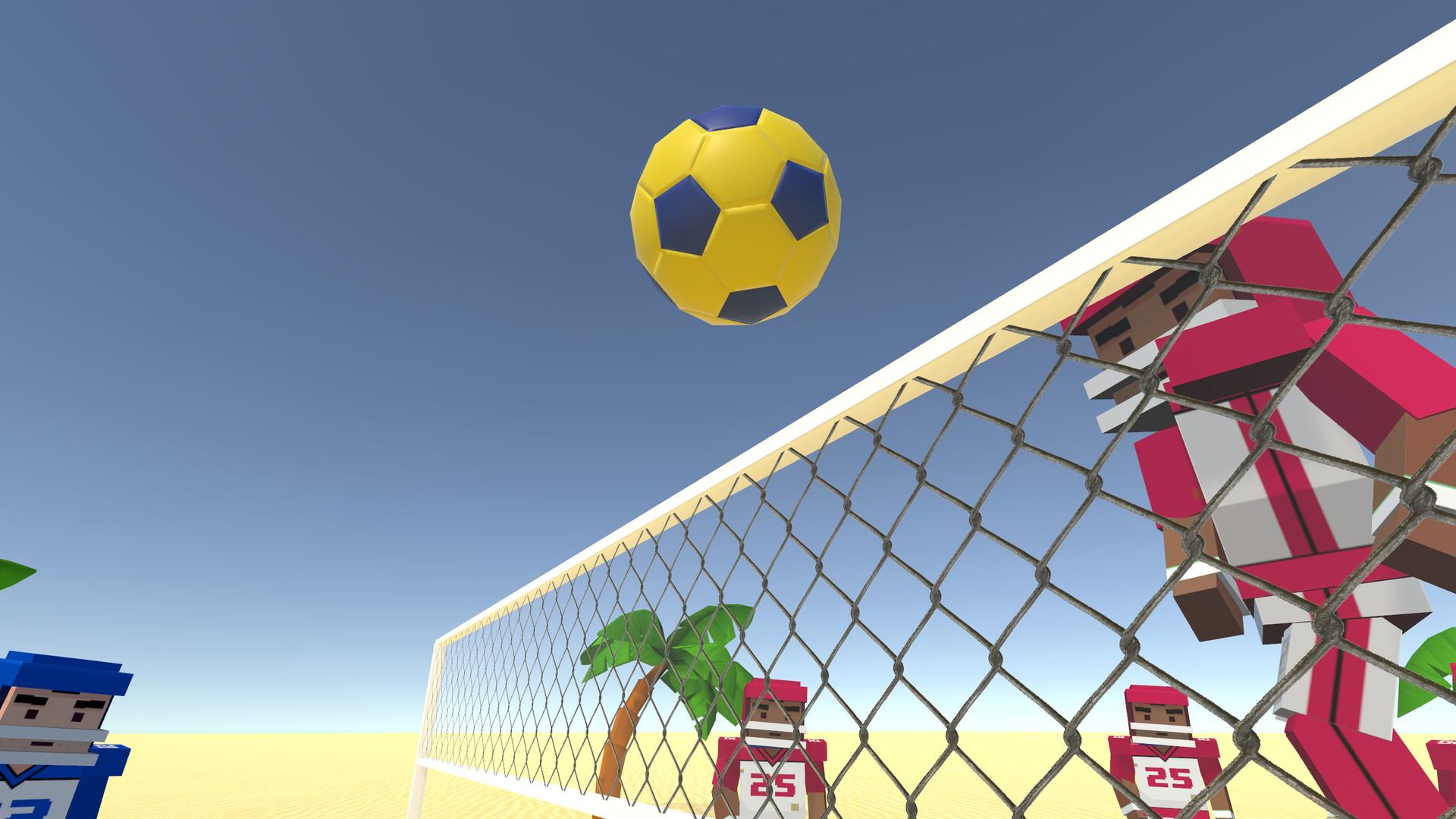 Oculus Quest 游戏《Volleyball Fever》狂热排球插图(1)