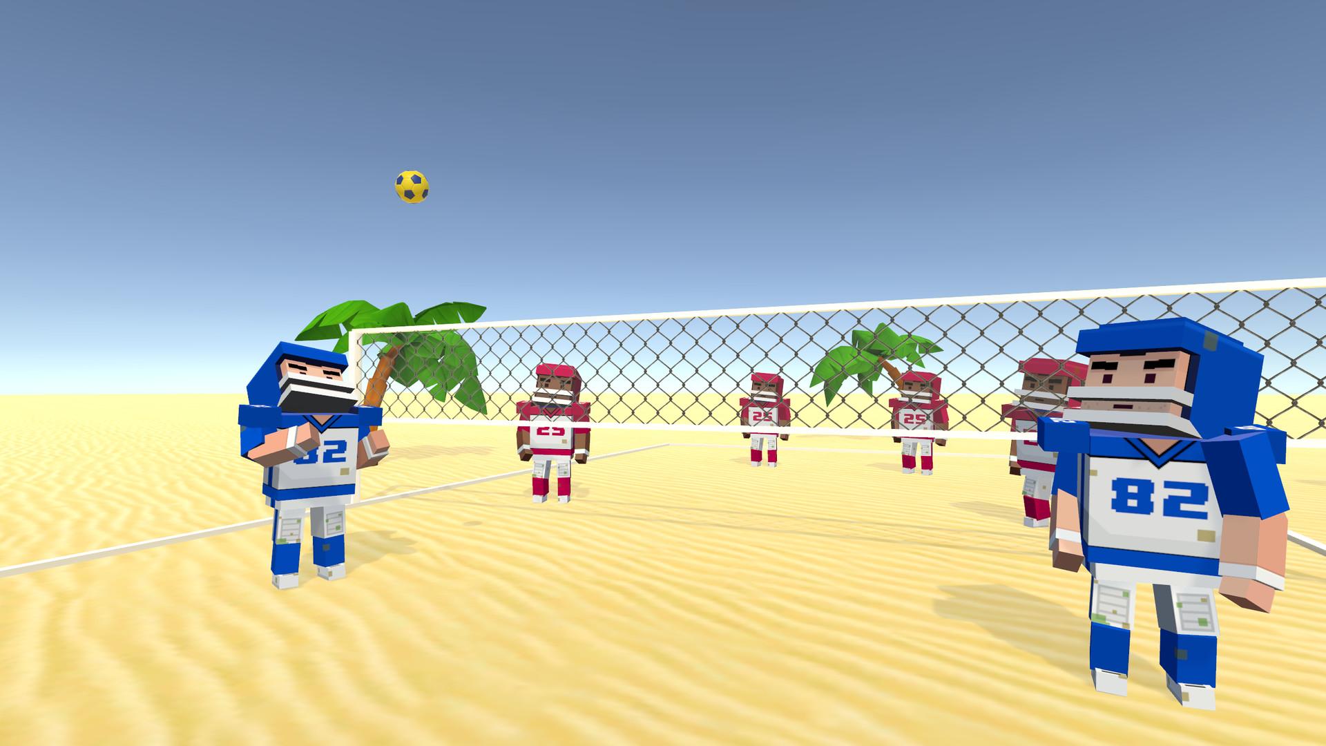 Oculus Quest 游戏《Volleyball Fever》狂热排球插图(3)