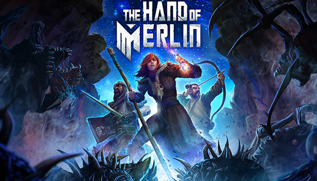 The Hand of Merlin (EA)