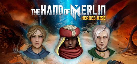 The Hand of Merlin Capa