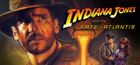 Indiana Jones® and the Fate of Atlantis™ Cover Image