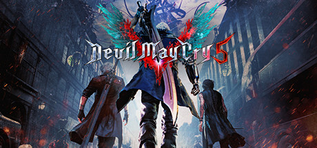 Devil May Cry 5 Cover Image