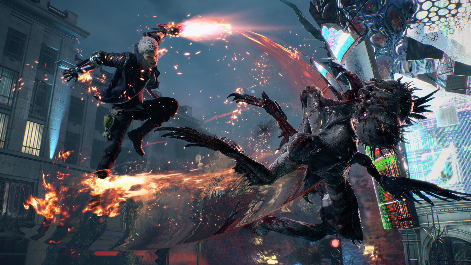 Devil May Cry 5 Deluxe Edition (ElAmigos) 35 GB