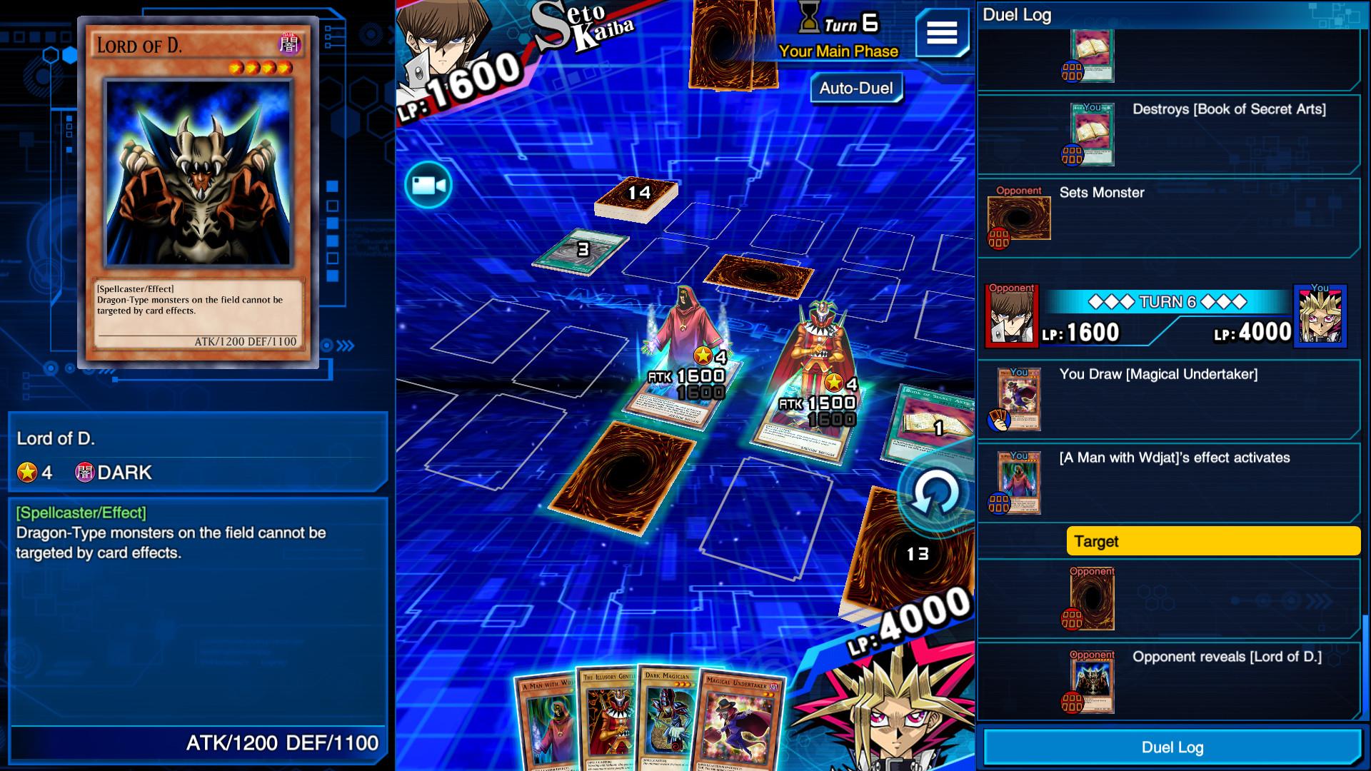 Yu-Gi-Oh! Duel Links on Steam