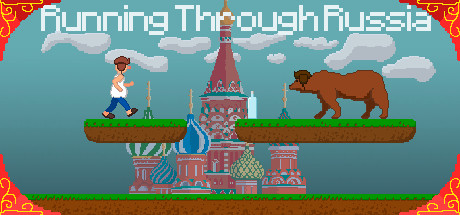 Running Through Russia Cover Image
