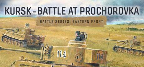 Kursk - Battle at Prochorovka Cover Image