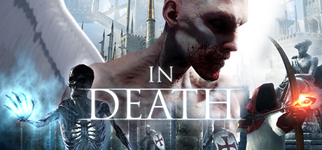 In Death Cover Image
