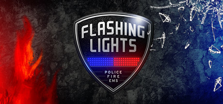 Flashing Lights - Police, Firefighting, Emergency Services Simulator Cover Image