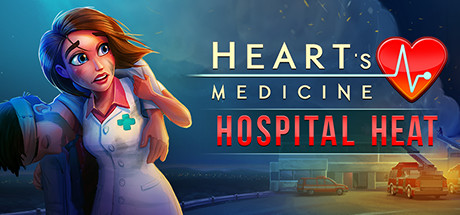 Heart's Medicine - Hospital Heat Cover Image