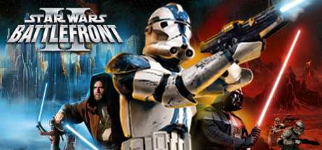 Star Wars: Battlefront 2 (Classic, 2005) Cover Image