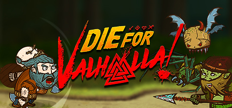 Die for Valhalla! Cover Image