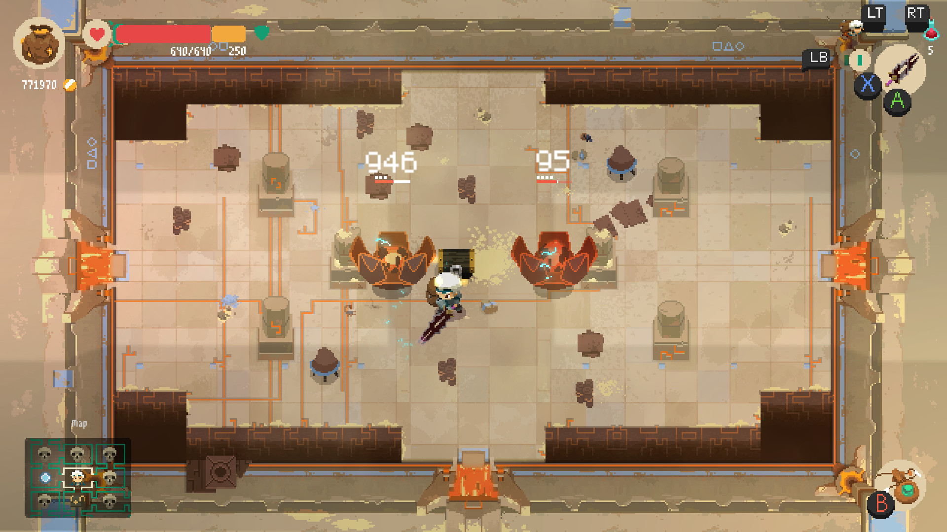 Moonlighter for switch