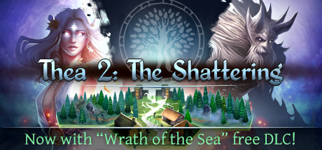 Thea 2: The Shattering Cover Image