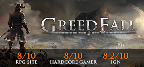 GreedFall Cover Image