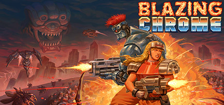 Teaser image for Blazing Chrome