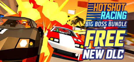 Hotshot Racing [PT-BR] Capa