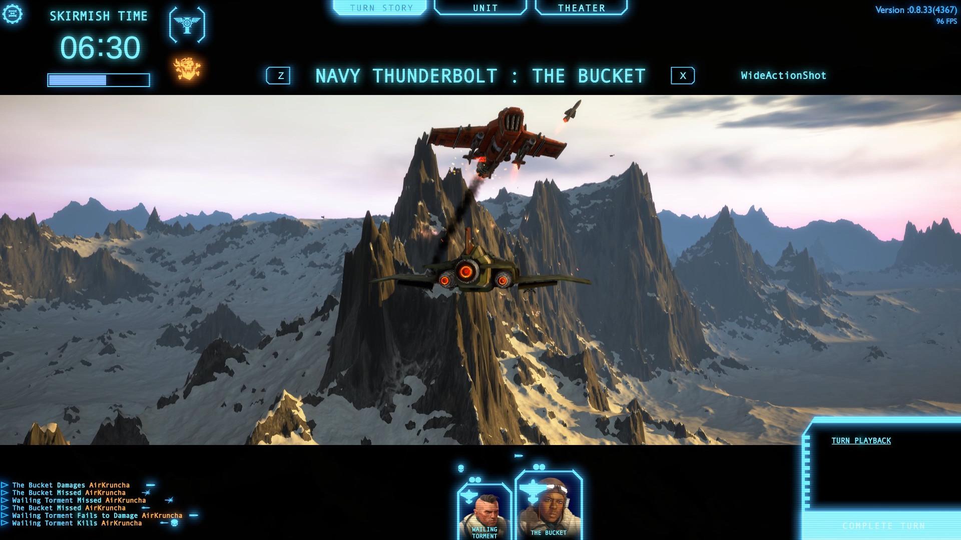 Aeronautica Imperialis: Flight Command Screenshot 1